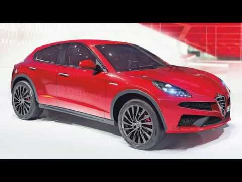 new alfa romeo stelvio suv 2017 youtube. Black Bedroom Furniture Sets. Home Design Ideas