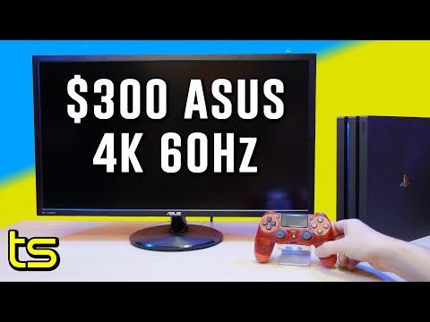 "SURPRISINGLY CHEAP Asus VP28U 28"" 4K 60Hz (no HDR)"