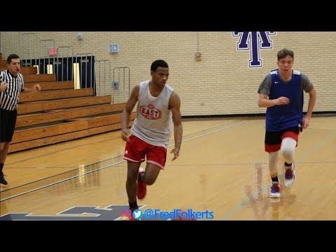 Glenbard East High School VS Glenbard South High School Boys Basketball at Addison Trail