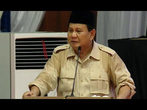 Prabowo: JK Benarkan Saya Soal LRT Palembang