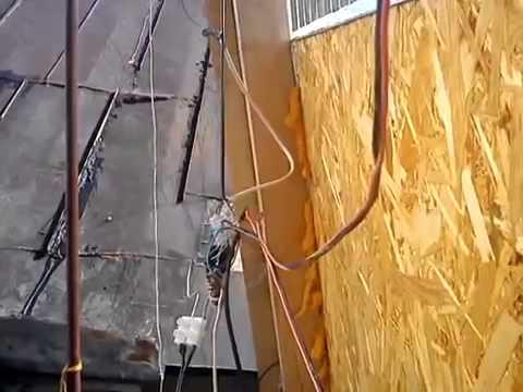 видео: Самодельный инкапсулянт для солнечных панелей часть 2 Тест
