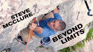 How Steve McClure Became Britain's Best Sport Climber