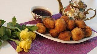 Казахские баурсаки. Простой и вкусный рецепт