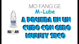 M-Lube - Review - Como lubricar tu cubo Mp3