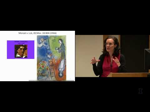 Jewish & Indigenous Looted Treasures | Lecture by Stacey Jessiman de Nanteuil at Krannert Art Museum