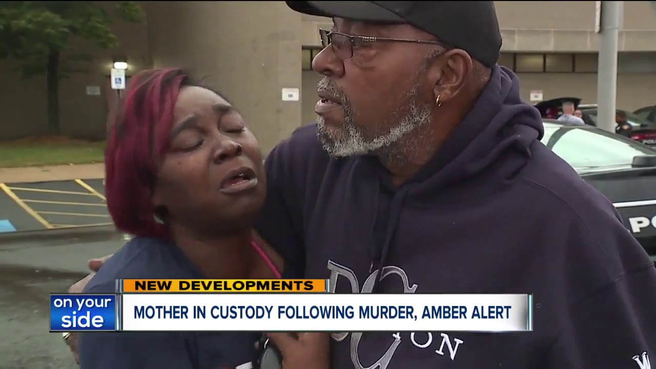 Girl at Center of Amber Alert Found Safe, Father Taken Into Custody