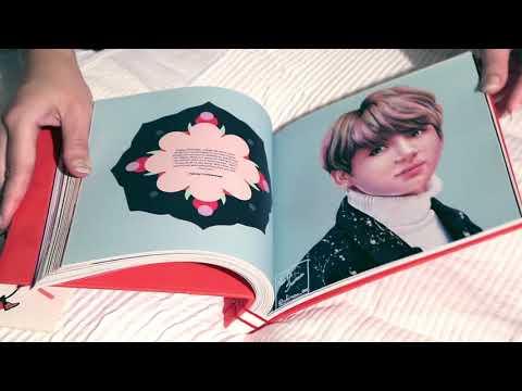 Jungkook Wanhua Gift Book Showcase