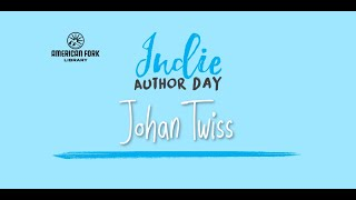 American Fork Library Interview with Johan Twiss