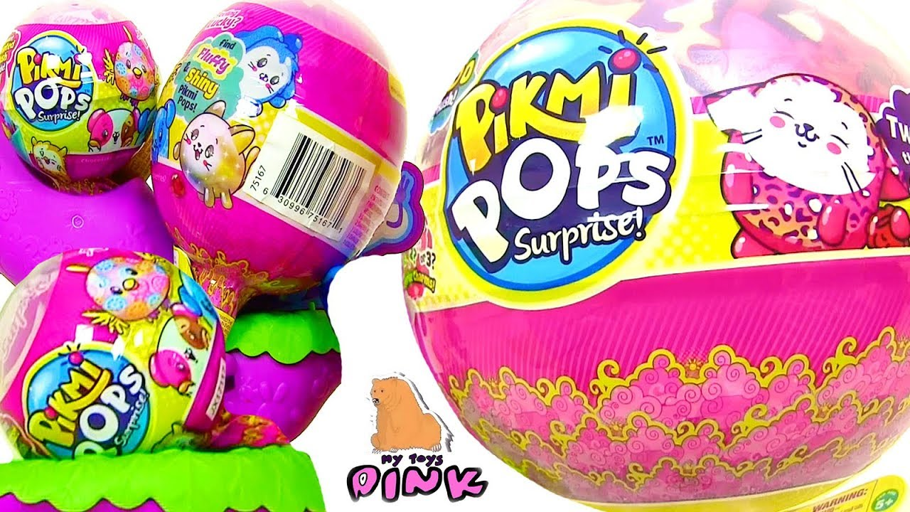 Pikmi Pops Surprise  U0421 U042e U0420 U041f U0420 U0418 U0417 U042b  U041f U0418 U041a U041c U0418  U041f U041e U041f U0421  U0421  U0417 U0410 U041f U0410 U0425 U0410 U041c U0418