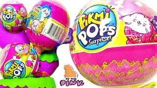 #Pikmi Pops Surprise СЮРПРИЗЫ ПИКМИ ПОПС С ЗАПАХАМИ - МАЛИНА, ШОКОЛАД, ЗЕФИР, И МММM КЛУБНИКА!