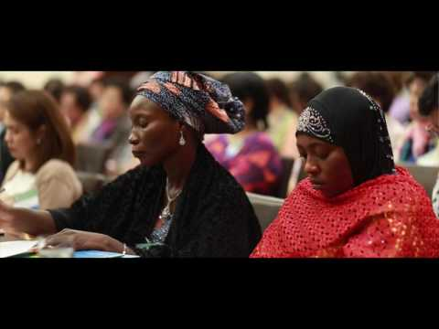 Global Peace Convention 2017: Women's Leadership Culture (Day 1)
