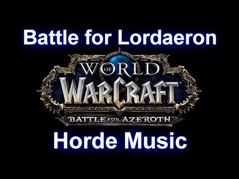 Battle for Lordaeron Music (Horde) -...