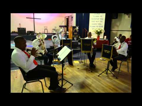 A Funny Thing Happened on the Way to the Forum live - Johannesburg City Brass Quintet