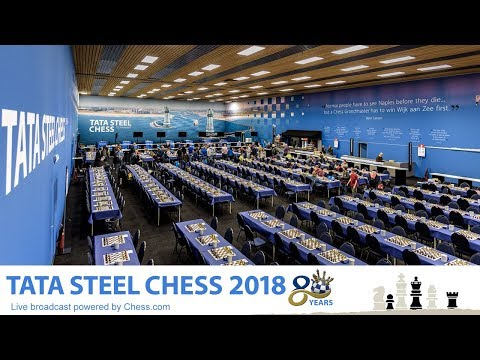 80th Tata Steel Chess Tournament, Round 12