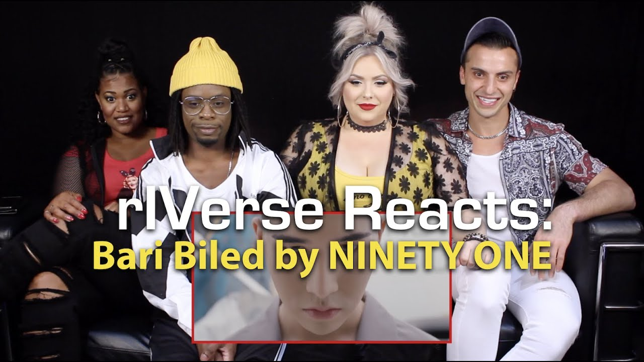 Download rIVerse Reacts: Bari Biled by NINETY ONE - M/V Reaction
