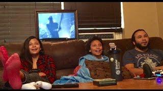 SNL S42 Ep6: The Walking Dead Dave Chappelle is Negan Skit Reaction!