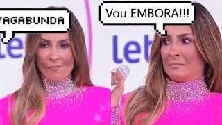 Baixar SILVIO SANTOS critica roupa de Claudia Leitte e ela quase abandona o palco do TELETON 2018