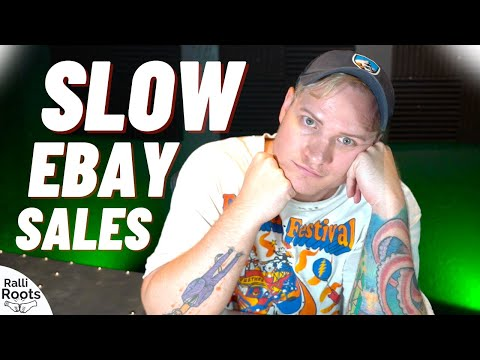 Our EBay Sales Are Down BIG TIME! ...Now What!?