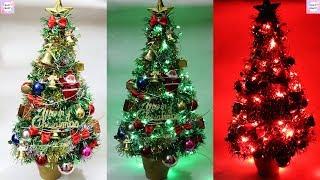 DIY Christmas Tree / How to make Christmas Tree / Christmas Tree Tutorial / Navidenas