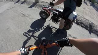 predator 212 throttle hookup