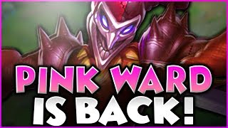 PINK WARD IS BACK! - Stream Highlight #111