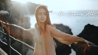 Download Chintya Gabriella  - AKU SAYANG AKU (Official Music Video + Lyric)
