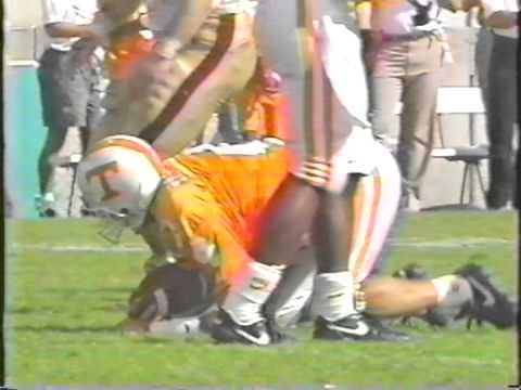 1992 # 17 Tennessee vs # 16 Boston College