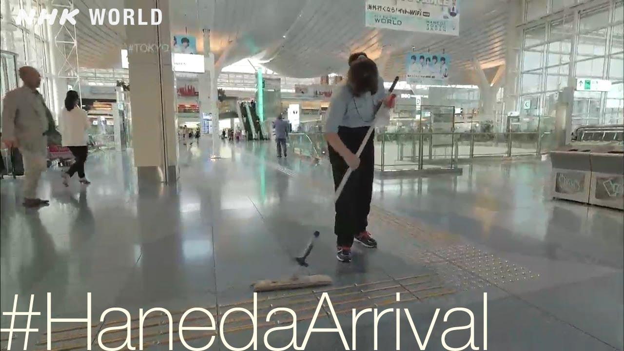 Photo of Clean Landing [Haneda Arrival] – #TOKYO [Japan] – video