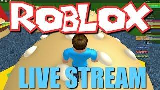 Roblox Stream! 11/26/16 (The Plaza, Prison Life, Flood Escape, Epic Minigames)