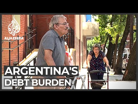 IMF's message to Argentina's bondholders: Prepare for a haircut