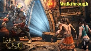 Lara Croft & Guardian of Light Walkthrough Full Game
