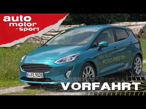 Ford Fiesta: Die Qual der Wahl - Vorfahrt | auto motor und sport