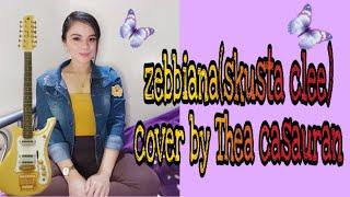 zebbiana - Skusta Clee with Lyrics (thea cover)