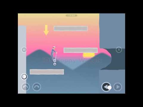 Happy Wheels iOS Level 15 Business Guy Secret Way Walkthrough