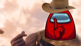 Old Among Us Road (Old Town Road Among Us Game Lil Nas X Parody)