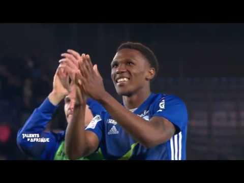 Lebo Mothiba dans « Talents d'Afrique »