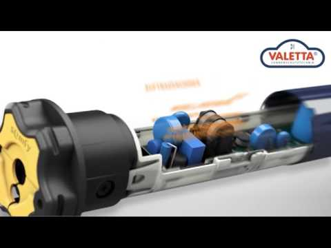 Valetta Intelligenter Rollladen Motor Youtube