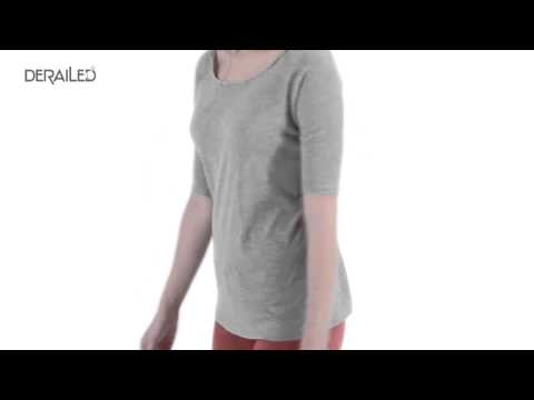 MiH Jeans The Easy T-Shirt - Short Sleeve (For Women)