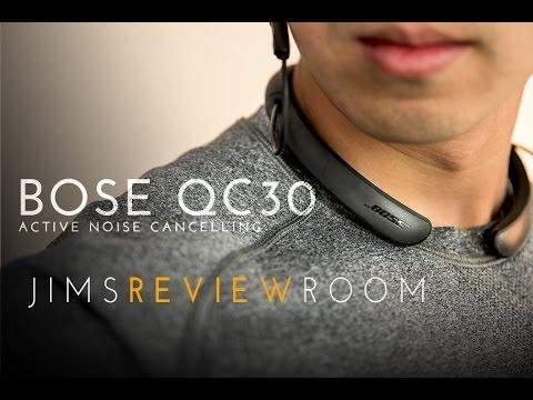 Bose quietcomfort 30 noise cancelling in-ear wireless headphones