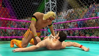 Cage Wrestling Revolution: Ladder Match Fighting