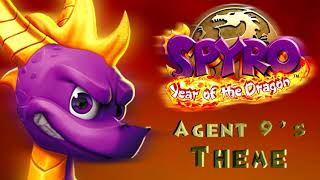 Download lagu Spyro Reignited Trilogy Spyro 3 Agent 9 s Theme OST MP3