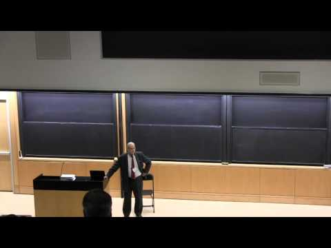 John Thompson - Speaking at Finite Simple Groups: Thirty Years of the Atlas and Beyond
