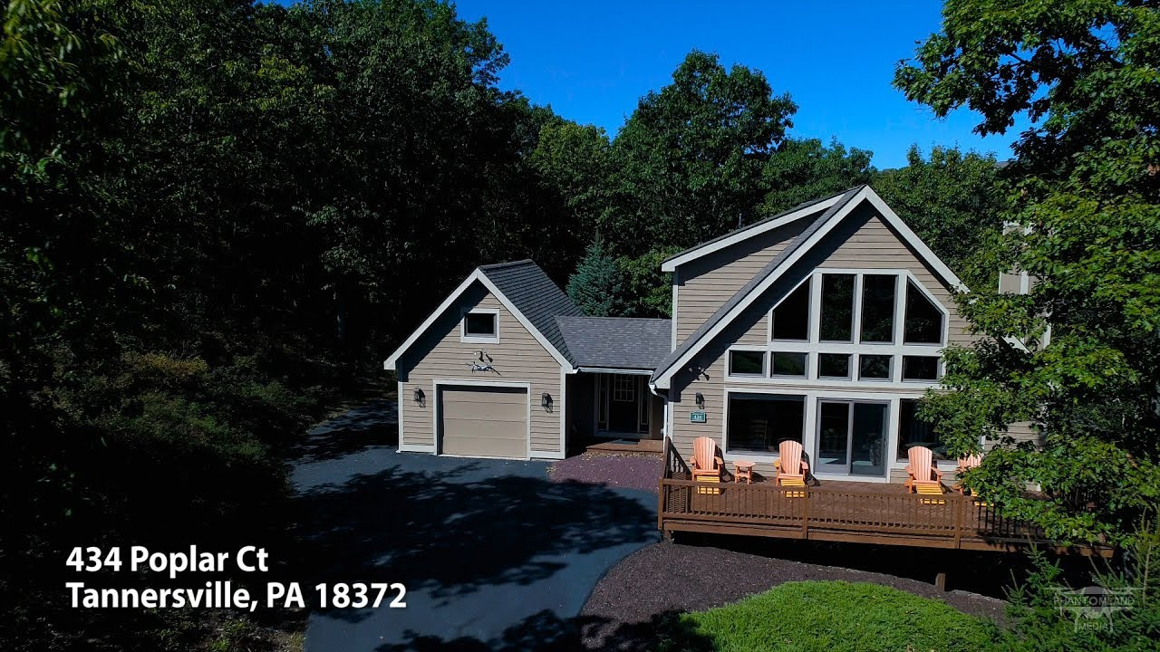 Carr Realty of The Poconos - 434 Poplar Ct Tannersville, PA 18372
