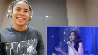 VERSACE ON THE FLOOR by Julie Anne San Jose REACTION!