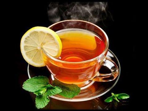 чай для похудения голубого цвета