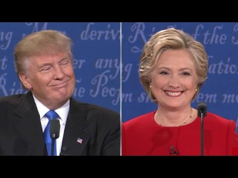 Trump and Clinton battle over presidential temperament