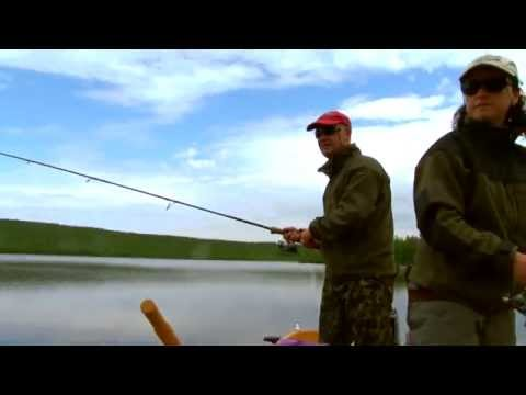Рыбалка в Швеции, Сторуман - лето (часть 1) / Fishing in Swe