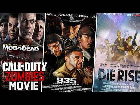 OFFICIAL CALL OF DUTY ZOMBIES MOVIE  - ACTIVISION'S FILM STUDIO AND POSSIBLE PLANS!