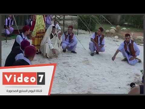 فرقة مطروح للفنون الشعبية سفير فوق العادة ومرآة تعكس تراث الساحل والصحراء  - نشر قبل 2 ساعة