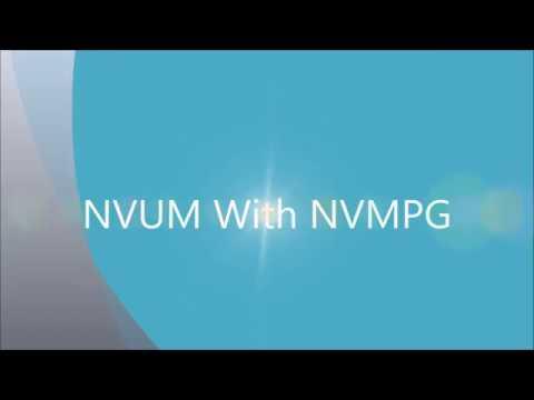 nvum with nvmpg
